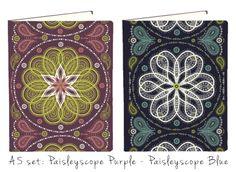 Mel Smith Designs - Patterned notebooks
