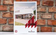Wienerberger AG - Bedeutungswelt - artindustrial - manufaktur für markenerfolg Industrial, Flag, Country, Art, Branding, Art Background, Rural Area, Kunst, Industrial Music