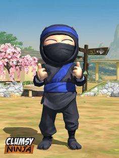 The photo of my Clumsy ninja. @Mic Lin