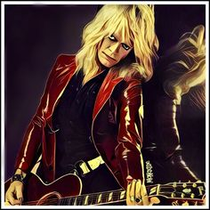 "All sizes | Michael Monroe ""Dead Jail or Rock n Roll"" By Monoxide 05 diciembre 2016 ✔ 