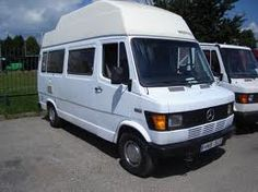 mercedes campers -