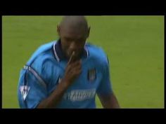 Man City 3-1 Man United 2002 [HD]. Last derby at Maine Road