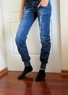 Kup mój przedmiot na #vintedpl http://www.vinted.pl/damska-odziez/rurki/10579349-spodnie-jeansowe-rozmiar-36