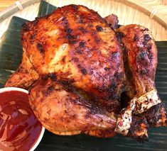 Turbo Broiler Chicken or Chicken broiled in a turbo is not a quick cooking method. Turbo broiler is used instead of using the regular oven and it takes at least 2 hours to make a delicious turbo br… Filipino Chicken Barbecue Recipe, Barbecue Chicken, Barbecue Recipes, Filipino Recipes, Grilling Recipes, Tandoori Chicken, Bbq, Oven Recipes, Kitchen Recipes