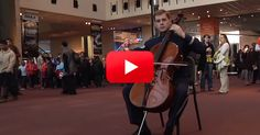 It Starts With a Lone Cellist… And Grows to 120 Musicians! The U.S. Air Force Band Flash Mobs the Smithsonian In Style! | The Veterans Site Blog