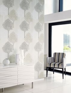 Light and shade - tree wallpaper