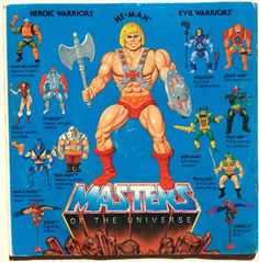 Masters of the Universe Point Dread / Castle by ThisVinylLife