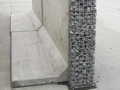 Hybrid Gabion Retaining Wall