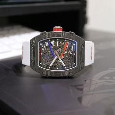 Richard Mille, Patek Philippe, Stainless Steel Mesh, Stainless Steel Bracelet, Audemars Piguet, Amazing Watches, Hand Watch, Luxury Watches For Men, Tag Heuer