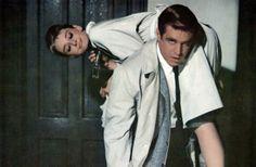 Desayuno con diamantes (1964).