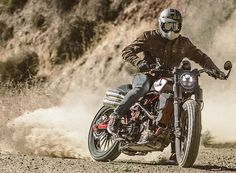 Indian Motorcycle FTR1200 Concept