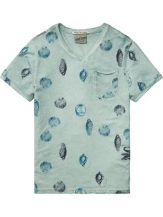 | T-shirts ss | Boys Clothing at Scotch & Soda