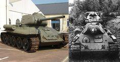 Tank Profile: Soviet Medium Tank T-34, Pics and Video!