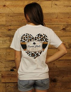 Do you have Bobcat love in your heart?.... Show it off around Texas State or wherever your go!