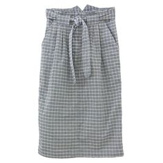 Lily Skirt Chambray The chambray blue fabric has a warm white check like pattern. Cool Kids Clothes, Clothes For Women, Baby Boutique Clothing, Women's Clothing, High Waisted Pencil Skirt, People Shopping, Blue Fabric, Slow Fashion, Chambray