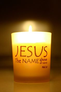 Jesus The Name above all Names