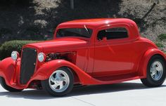 1934 Chevrolet 3 Window Featured For Sale | Hotrodhotline.com