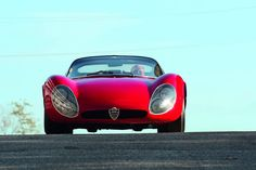 Alfa Romeo 33 Stradale ///