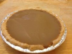 Amish Butterscotch Pie