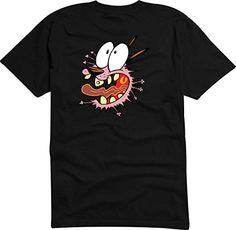 T-Shirt - Camiseta D1078 Hombre negro con la impresión en color S - loco  perro  camiseta  friki  moda  regalo a9210585f05