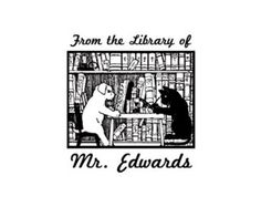 ex libris with terrier - Google Search