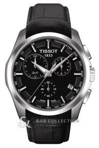 Ceas Tissot T-Trend Couturier GMT T035.439.16.051.00