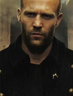 """Jason Statham  """"If you got a good imagination, a lot of confidence and you kind of know what you are saying, then you might be able to do it. I know a lot of colorful characters at home that would make great actors."""""""