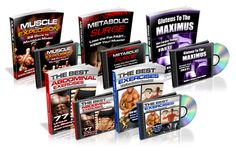 Get Honest Reviews of the Most Popular Muscle-Building, Fat Loss, and Weight Training eBooks on the Web