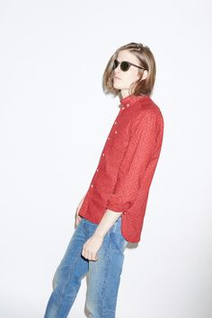Shipley & Halmos Spring 2014 Menswear Collection Slideshow on Style.com
