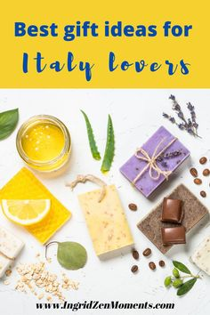 This year offer some gifts from Italy that any Italy lover will enjoy! Great gift ideas from Italy. Check out this comprehensive list of Italian gift ideas and make your friend that loves to travel to Italy but could not make it this year happy. Classic and creative Italian themed gift ideas! Gifts for Italy lovers Italy Vacation, Italy Travel, Italy Destinations, Visit Italy, Best Gifts, Lovers, Make It Yourself, Gift Ideas, Creative