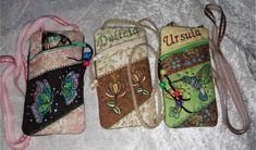 ITH Double Zipper Spectacle Pouch Machine Embroidery Projects, Pouch, Zipper, Sandals, Shoes, Slide Sandals, Shoes Sandals, Zapatos, Shoes Outlet
