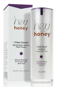 Save on I Peel Good Biomimetric Honey Peel Cream by Hey Honey and other Body Creams, Luxury Beauty          and Companies For a Cause remedies         at Lucky Vitamin. Shop online for Personal Care & Beauty, Hey Honey items, health and wellness products at discount prices.