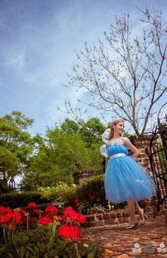 AS SEEN ON Kara's Party Ideas - Atutudes Glass Slipper Tutu Dress by atutudes on Etsy
