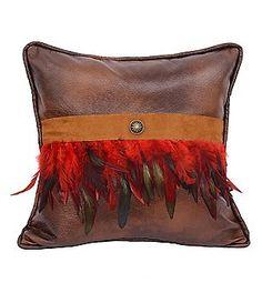 32 Western Decorative Pillow Ideas Western Pillows Leather Pillow Pillows