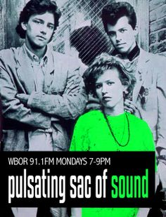 The Pulsating Sac of Sound Promo Poster!