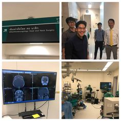 Working with Thailand's top sinus specialist and surgeons Neck Surgery, Head And Neck, Bangkok, Workshop, Cases, Education, Live, Reading