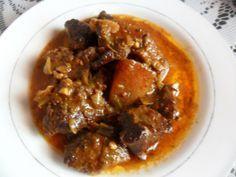Pork Stew Recipe | Jamaican Brown Stewed Pork
