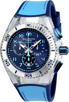 TechnoMarine Watch Cruise Mens #add-content #bezel-unidirectional #bracelet-strap-synthetic #brand-technomarine #case-material-steel #case-width-46mm #chronograph-yes #classic #date-yes #delivery-timescale-1-2-weeks #dial-colour-blue #gender-mens #movement-quartz-battery #new-product-yes #official-stockist-for-technomarine-watches #packaging-technomarine-watch-packaging #style-dress #subcat-cruise #supplier-model-no-tm-115069 #warranty-technomarine-official-2-year-guarantee…