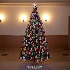 Disney premium BIG Christmas tree Character110 Height 300cm Japan Rare