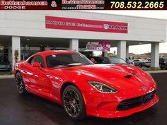 New 2015 Dodge SRT Viper for sale in Tinley Park - Bettenhausen Dodge Ram - Tinley Park Illinois