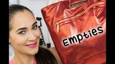 Productos Terminados| Repetire? | Empties No. 12 | Carla Calvo