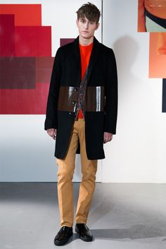 Jonathan Saunders - Men Fashion Fall Winter 2013-14 - Shows - Vogue.it