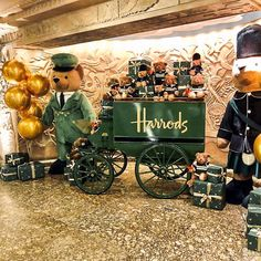 Harrods VM Display
