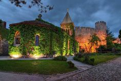 Crkva, Kalemegdanska tvrđava, Beograd