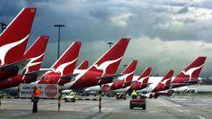 Qantas passenger banned after asylum seeker walkout
