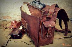 """Leather Messenger Bag 18"""" / Brown Leather Briefcase / Retro Handbag / Satchel / Hip Bag / Shoulder Bag / Carry Bag / Cabin Travel Bag Leather Briefcase, Leather Backpack, Leather Workshop, Canvas Messenger Bag, Hip Bag, Brown Leather Purses, Stitching Leather, Everyday Bag, Shoulder Bag"""