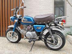 Custom Honda Z50 J1