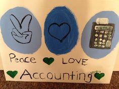 Peace, Love, and Accounting