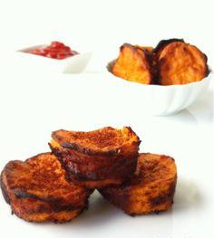 Sweet Potato Chipotle Tater Tots