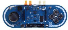 Arduino Esplora Game Pad